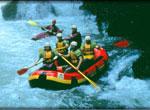 Rafting a Marmore